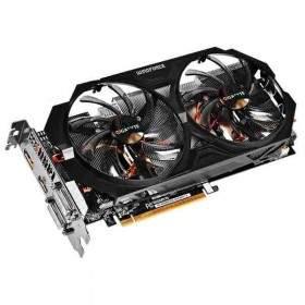 GPU / VGA Card Gigabyte Radeon R9-380 GV-R938WF2OC-2GD 2GB GDDR5
