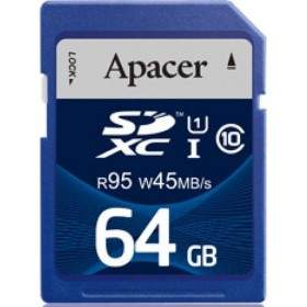 Apacer SDHC 64GB Class 10