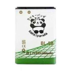Rakkipanda Nokia BL-5B 3500mAh