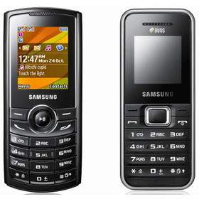 Feature Phone Samsung E1182 Duos
