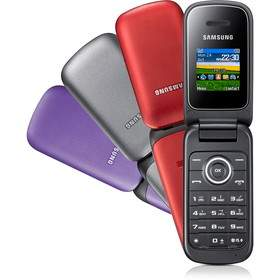 Feature Phone Samsung E1195 Coconut