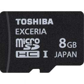 Toshiba Exceria MicroSDHC UHS-I 8GB