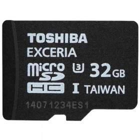 Toshiba Exceria MicroSDHC UHS-I 32GB