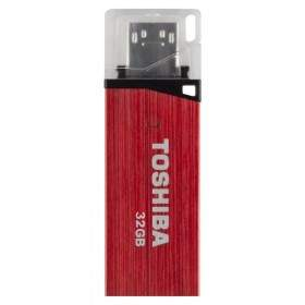 USB Flashdisk Toshiba Flash Drive Duo 8GB