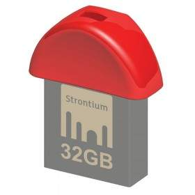 USB Flashdisk Strontium Nitro Plus Nano 32GB - SR32GRDNANOZ