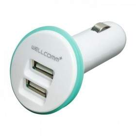 Baterai & Charger HP Wellcomm Car charger