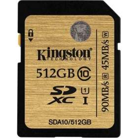Memory Card / Kartu Memori V-Gen SDXC 3.0 Turbo 512GB Class 10