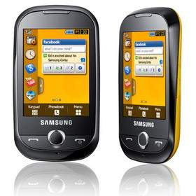 Feature Phone Samsung S3653 Corby