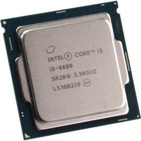 Processor Komputer Intel Core i5-6600