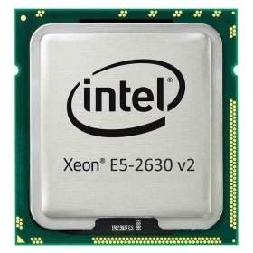 Prosesor Komputer Intel Xeon E5-2630 v2