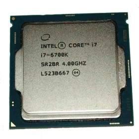 Processor Komputer Intel Core i7-6700K