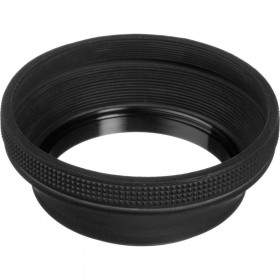 Lens Hood OpticPro Rubber 77mm