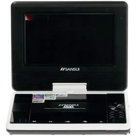 Blu-Ray & DVD Player Sansui SPD-717TV