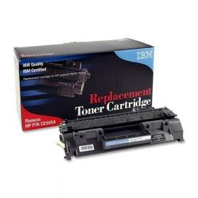 Toner Printer Laser IBM CE505A Black
