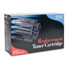 Toner Printer Laser IBM Q6511A Black