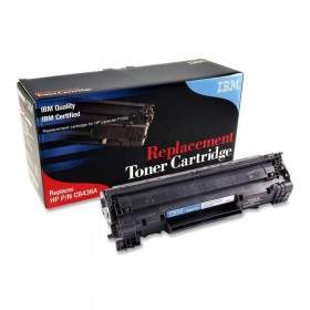 Toner Printer Laser IBM CB436A Black
