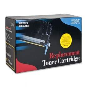 Toner Printer Laser IBM Q7562A Yellow