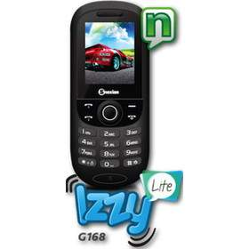Feature Phone S-Nexian NX-G168 IZZY Lite