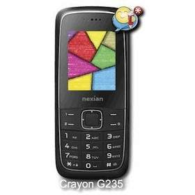 Feature Phone S-Nexian NX-G235 Crayon