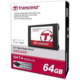 Harddisk Internal Komputer Transcend SSD340 64GB