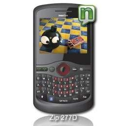 Feature Phone S-Nexian NX-G277D ZIP