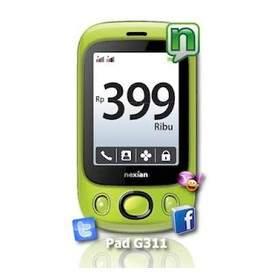 Feature Phone S-Nexian NX-G311 TV PAD