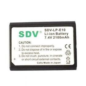 Baterai Kamera SDV LP-E10