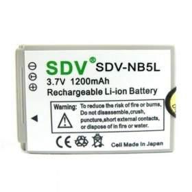 Baterai Kamera SDV NB-5L