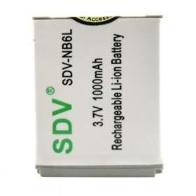 Baterai Kamera SDV NB-6L