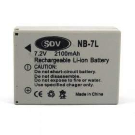 Baterai Kamera SDV NB-7L