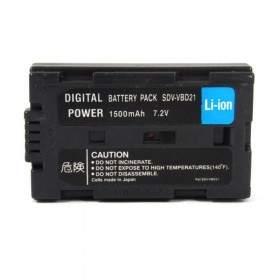 Baterai Kamera SDV VW-VBD21