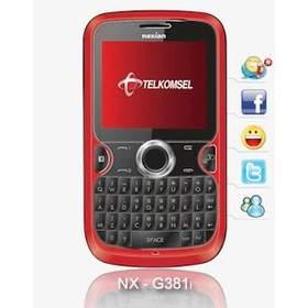 Handphone HP S-Nexian NX-G381i