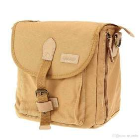 Caden F11 Vintage Style Waterproof Canvas