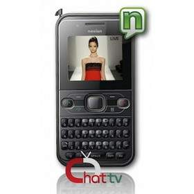 Feature Phone S-Nexian NX-G733 ChatTV