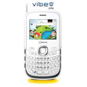 Handphone HP S-Nexian NX-G735 VibeTV