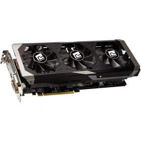 GPU / VGA Card PowerColor R9 390X PCS+ 8GB DDR5