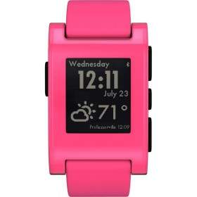 SmartWatch pebble PINK