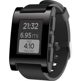 SmartWatch pebble Jet Black