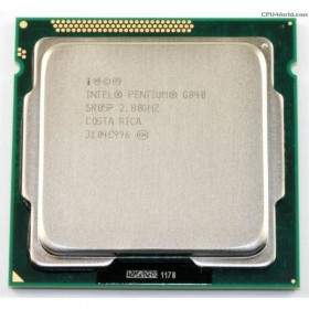 Processor Komputer Intel Pentium G840