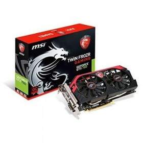 GPU / VGA Card Inno3D GTX 760 2GB DDR5