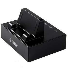 Baterai & Charger HP ORICO DBP-5P