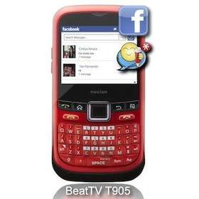 Feature Phone S-Nexian NX-T905 BeatTV