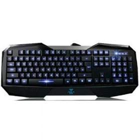 Keyboard Komputer AULA Illuminated BEFIRE