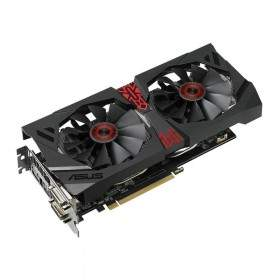 GPU / VGA Card Asus STRIX R9 380 2GB DDR5