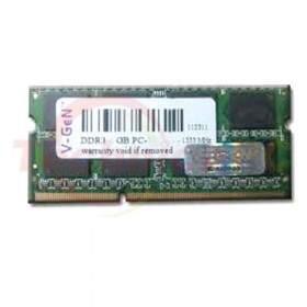 Memory RAM Komputer V-Gen 2GB DDR3 PC10600 SO-DIMM
