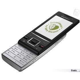 Feature Phone Sony Ericsson Hazel J20i