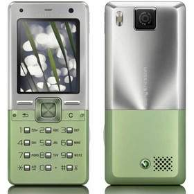 Feature Phone Sony Ericsson T650i