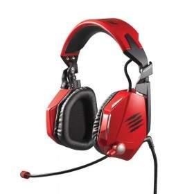 Headset Mad Catz F.R.E.Q. 3