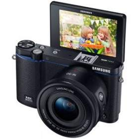 Mirrorless Samsung NX3300 Kit 20-50mm