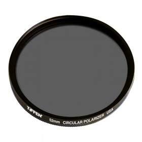 Filter Lensa Kamera TiFFEN CPL 52mm